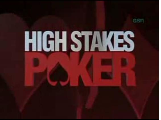 High Stakes Poker Season 7 To Premiere Today on GSN with New Host Norm MacDonald