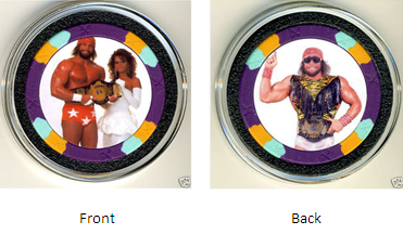 Macho Man Poker Card Protector