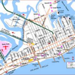 Map of Atlantic City