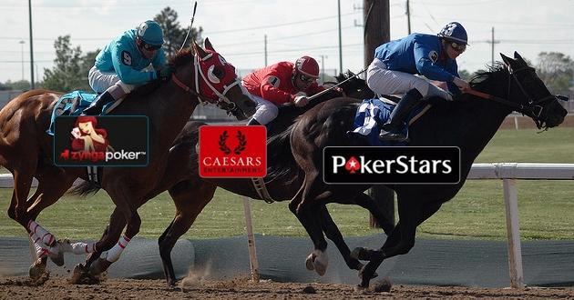 Racing towards #1 in U.S. online poker