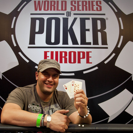 Michael Mizrachi Wins Event #5 at WSOPE