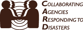 CARD - Collaborating Agencies Responding to Disasters