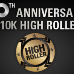 PokerStars10th Anniversary $10K High Roller