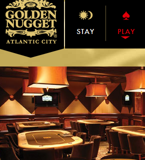 New Poker Room Opens at Golden Nugget in Atlantic City