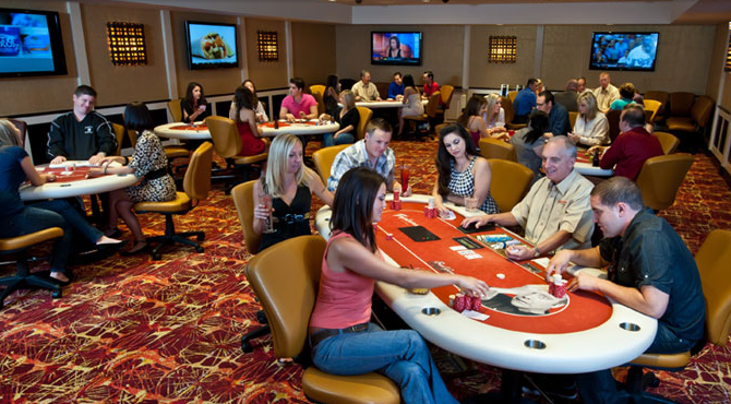 Aria Poker Room Games