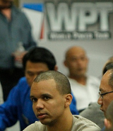 Phil Ivey at the LAPC 2012