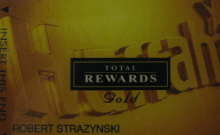 Total Rewards Membership Card