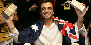 2005 WSOP Main Event  Champ Joe Hachem