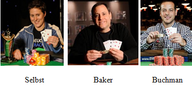 3 WSOP bracelet winners gunning for more gold
