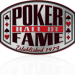 Poker Hall of Fame insignia