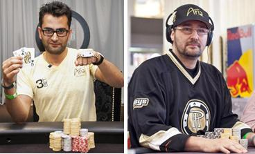 Esfandiari and Hellmuth