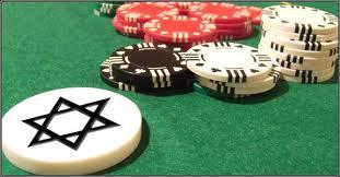 Jewish poker chips