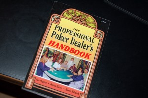 Professional Poker Dealers Handbook