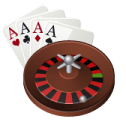 Poker versus roulette