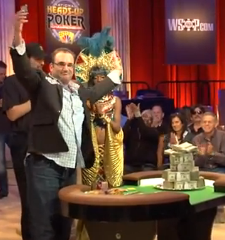 Mike Matusow wins 2013 NBC Heads-Up