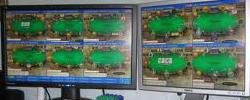 Online poker multi-tabling