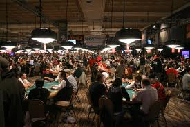 Major poker event