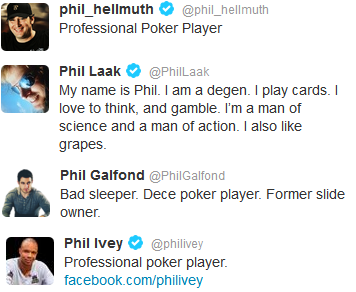 Poker Phils on Twitter