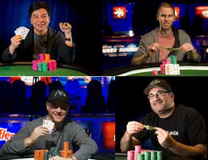 2013 WSOP bracelet winners