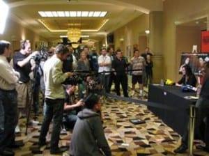 The poker media