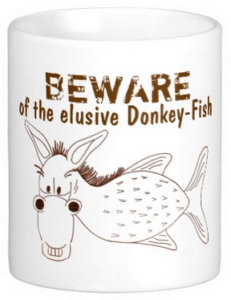 donkey fish