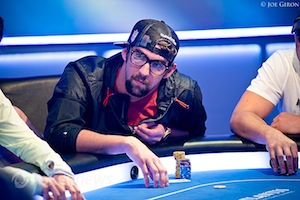 Michael Phelps poker