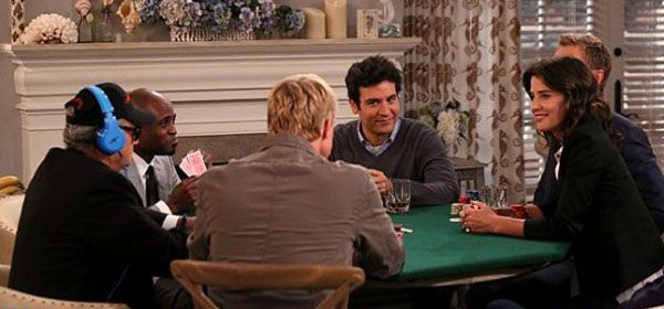 How I Met Your Mother Poker