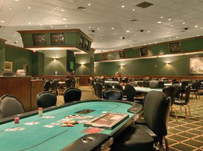 Bally's AC Poker room