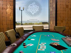 Showboat AC poker room