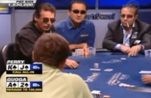 Tony G poker bully