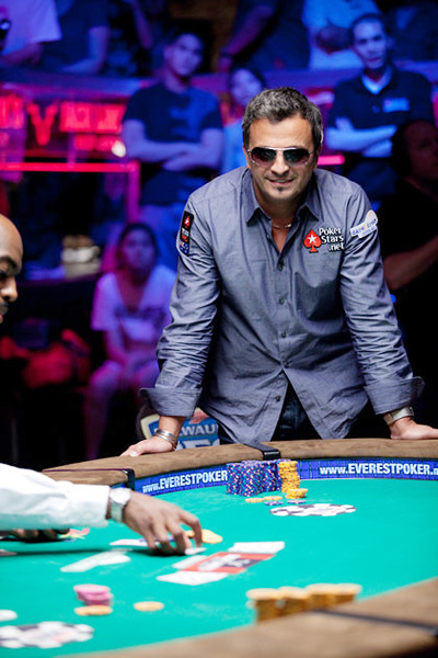 Hachem at the WSOP