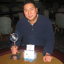 Bernard Lee poker title