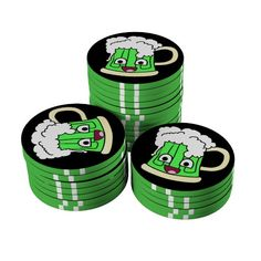 St. Patrick's Day poker