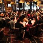 Live poker at Aria Las Vegas