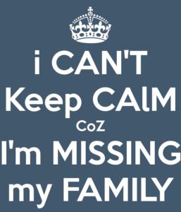 missing family