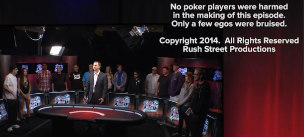 Poker Night in America end credits