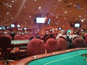 Parx poker room