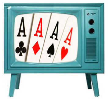 Poker on TV