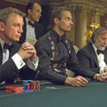 James Bond poker