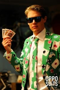 Poker Face Suit