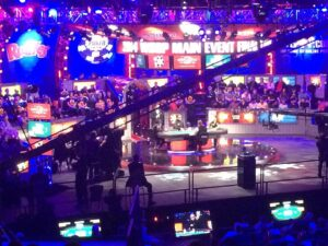 WSOP ME Final Table