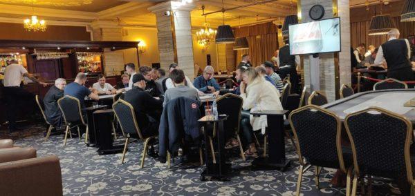 Ambassador Poker Room Prague