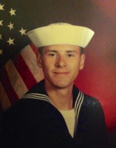BJ Nemeth Navy
