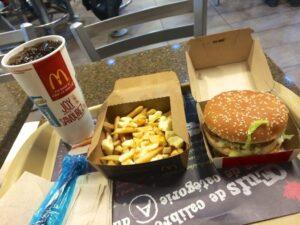 McDonalds Montreal