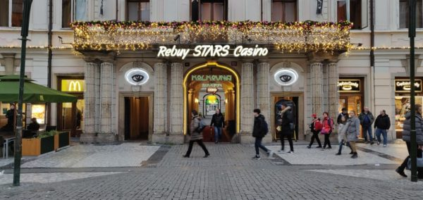 Rebuy Stars casino Prague