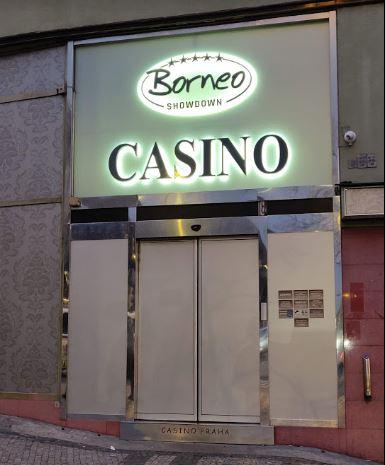 Showdown Casino Prague