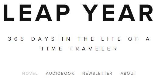 Leap Year Novel