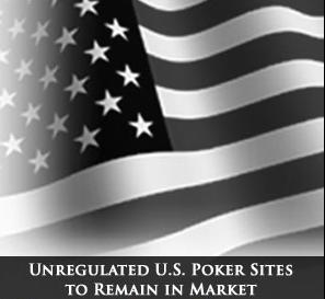 unregulated online poker