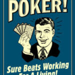 poker for a living