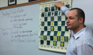Maxwell chess